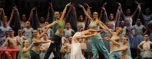 Festival de Córdoba de Studio de Danza Coppelia 2016