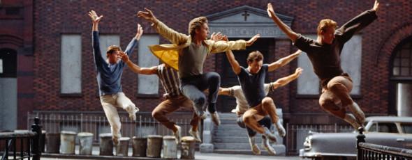 La cámara se pone a bailar. El cine y la danza.
