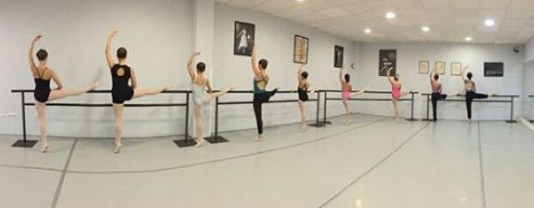 Superarse a diario. La historia de la auténtica 'Ballerina'