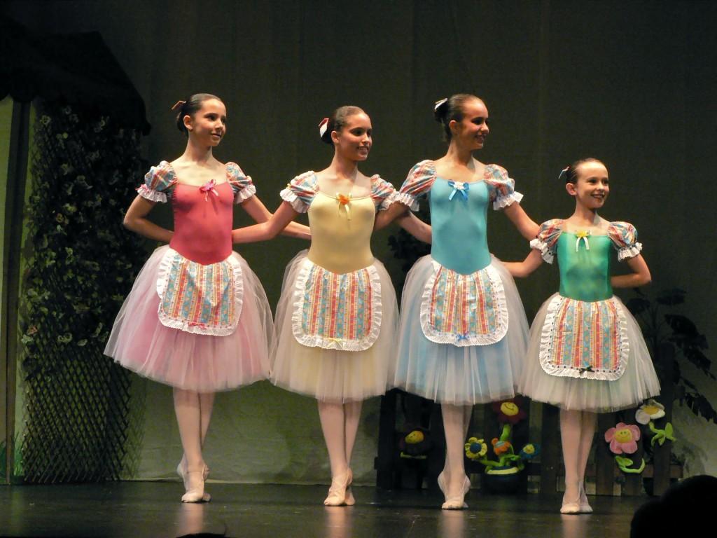 Coppelia Ballet Tomares 1