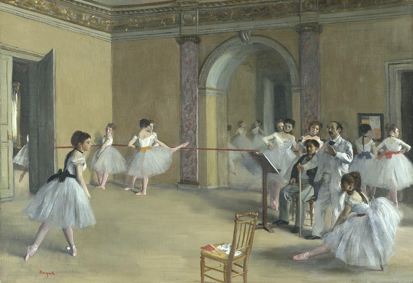 Degas Bailarinas